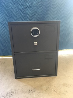 2 Drawer lockable B-Class container